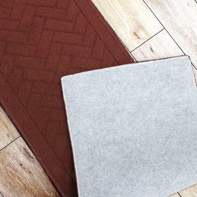 在庫処分 キッチンマット ロング 約45×180cm /フロー 2色|yokozuna|04