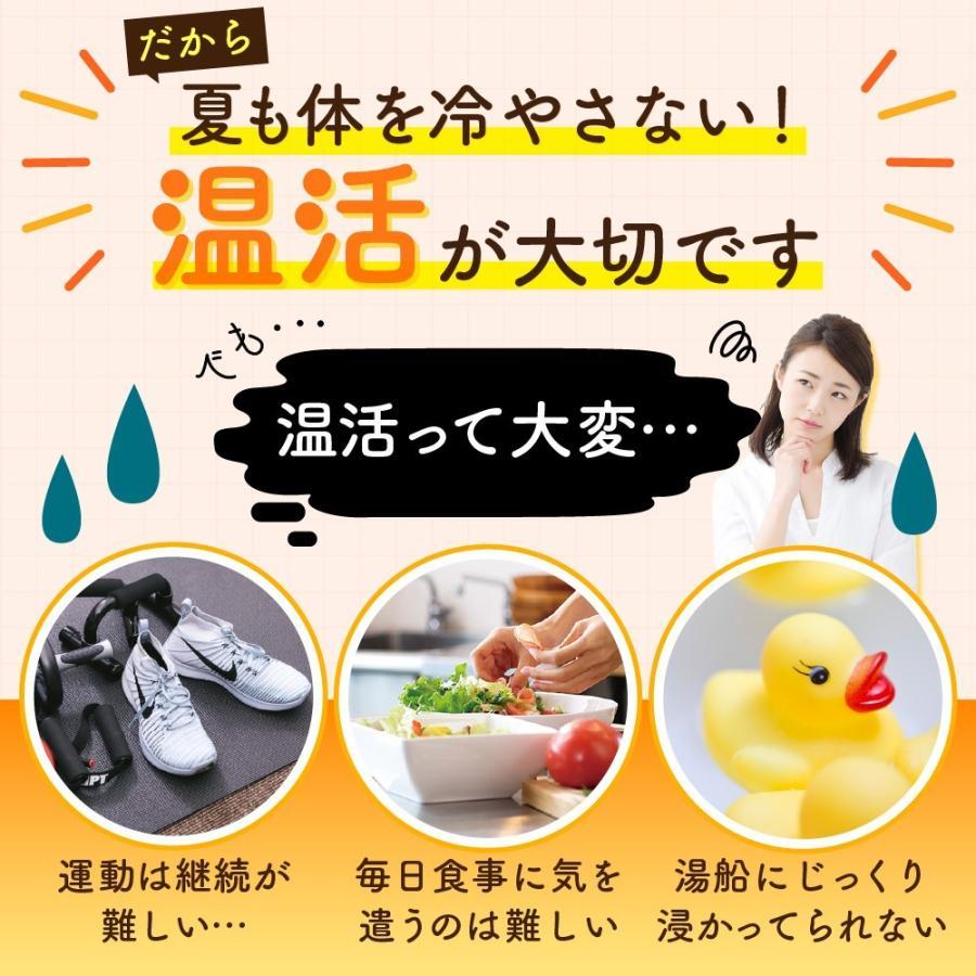 温活 冷え サプリ ひだまりショウガ 冷え対策 ショウガオール ショウガ サプリ60粒30日分 yonekichi 05