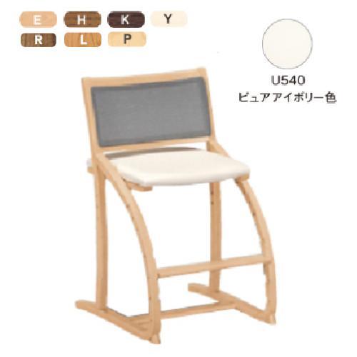 カリモク デスクチェア クレシェ XT2401 ピュアアイボリー色 国産 送料無料 ダイニング パソコン