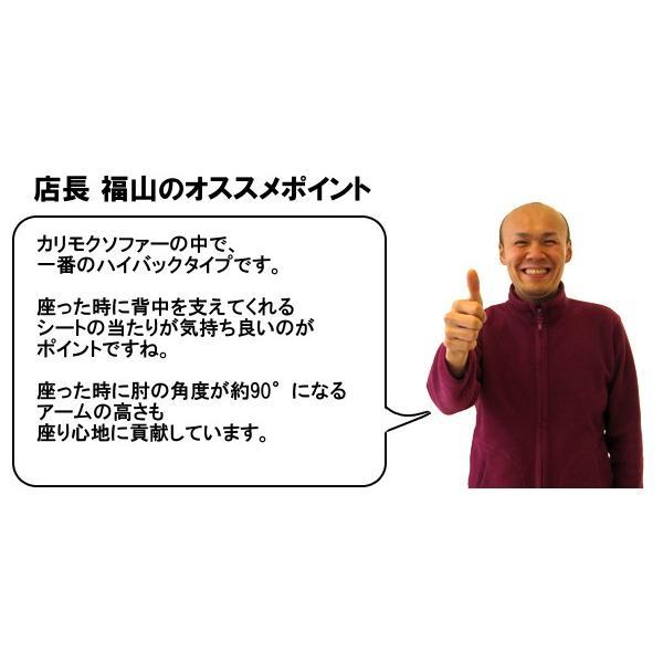 カリモク 本革ソファー3P ZT7303K343 送料無料|yorokobi|09