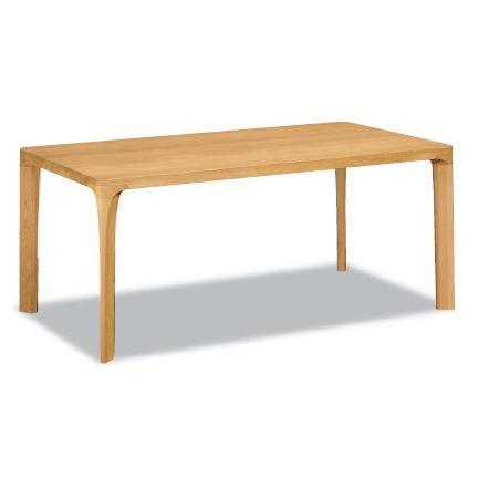 カリモク オークムク材ダイニングテーブル DD7230MS幅2000 送料無料