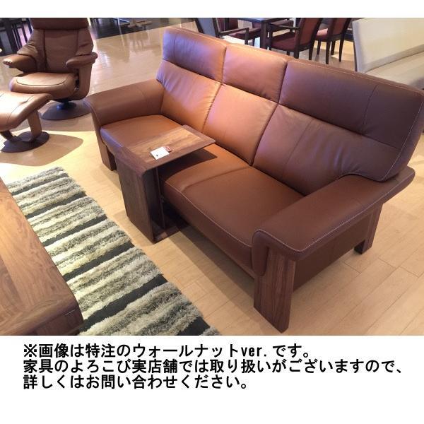 カリモク サイドテーブル TU1970ME オーク材 送料無料|yorokobi|04