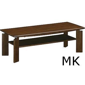 カリモク オーク材 リビングテーブル TU3910MK TU3910MH TU3910MS 幅105 送料無料