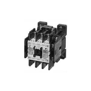 富士電機 [SC-N5 100V] 標準形電磁接触器 (ケースカバーなし)