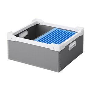 【メーカー直送品】サンワサプライ プラダン製タブレット収納簡易ケース(10台用) プラダン製タブレット収納簡易ケース(10台用) CAI-CABPD43