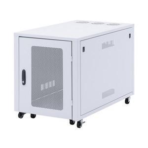 【メーカー直送品】サンワサプライ 【メーカー直送品】サンワサプライ 置き型用サーバーラック CP-SVBOX3N