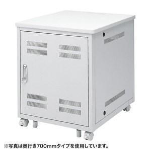 【メーカー直送品】サンワサプライ サーバーデスク(W600×D800) サーバーデスク(W600×D800) ED-CP6080