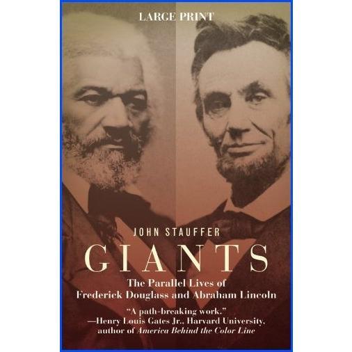 【新品】Giants: The Parallel Lives of Frederick Douglass and Abraham Lincoln【並行輸入品】