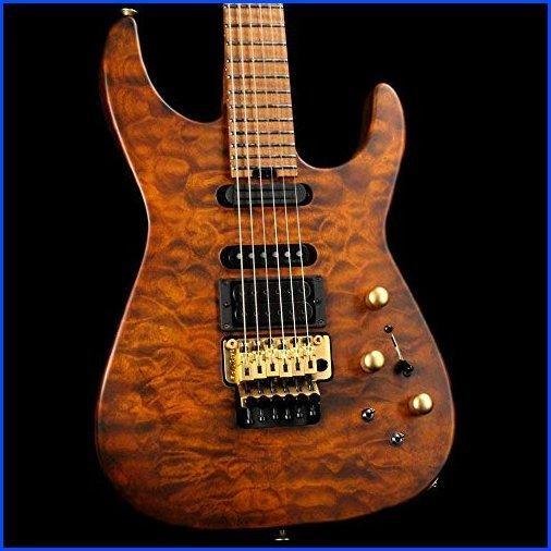 【新品】Jackson USA Signature Phil Collen PC1 Satin Transparent Amber エレキギター Artist Signature ジャクソン【並行輸入