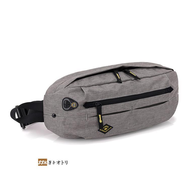 ボディバッグ メンズ レディース ショルダーバッグ ファニーパック 3way メンズバッグ サコッシュ|yoshikootory|13