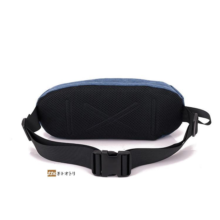 ボディバッグ メンズ レディース ショルダーバッグ ファニーパック 3way メンズバッグ サコッシュ|yoshikootory|20