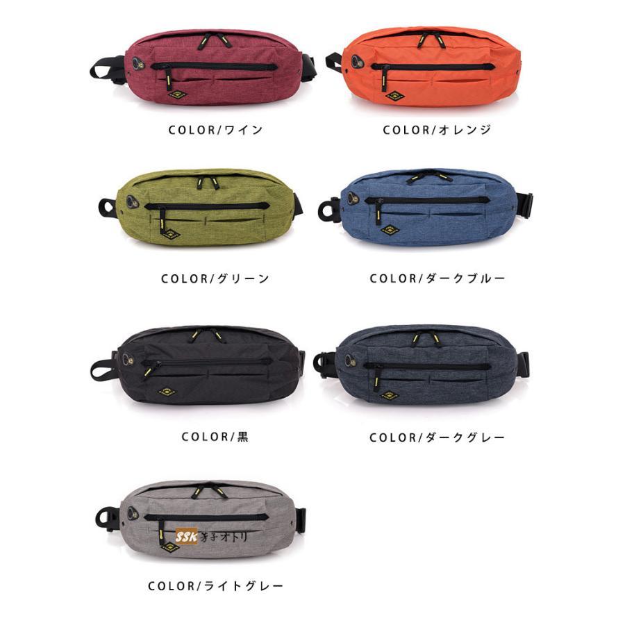ボディバッグ メンズ レディース ショルダーバッグ ファニーパック 3way メンズバッグ サコッシュ|yoshikootory|03