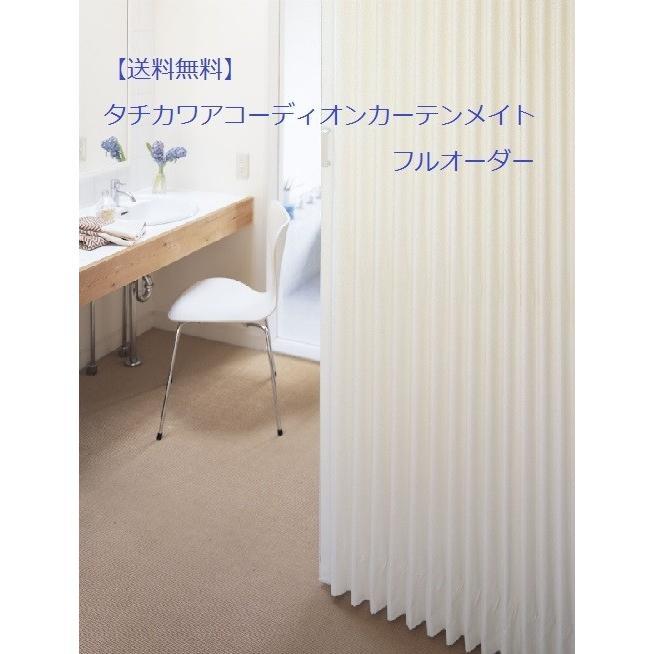 タチカワ アコーディオンカーテンメイト 幅241〜270cm高211〜220cm