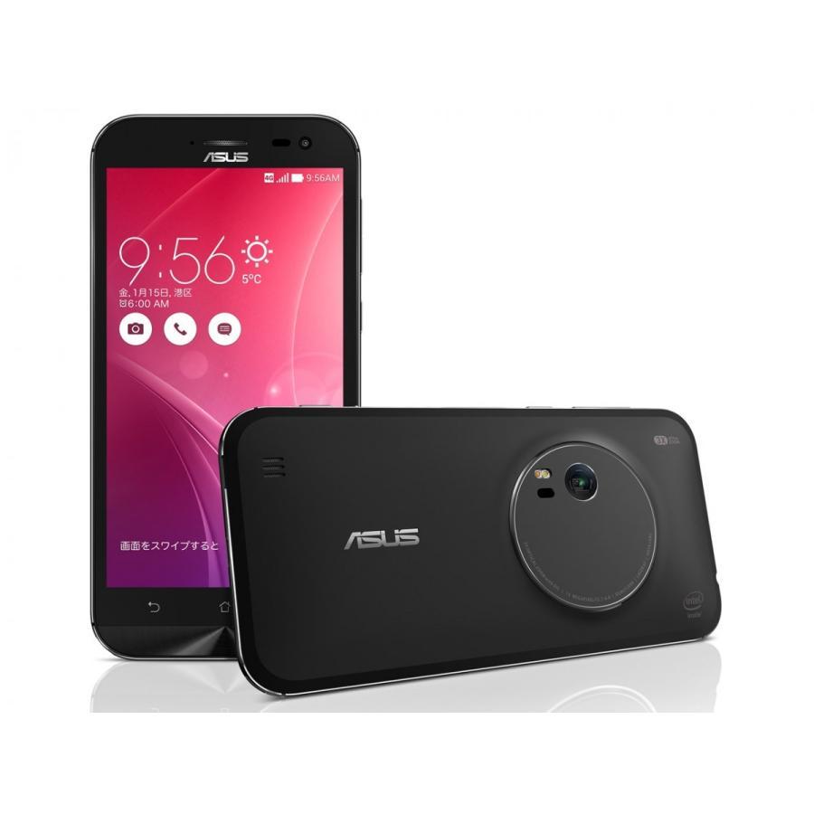【新品】ZenFone Zoom ZX551ML-BK32S4PL SIMフリー [スタンダードブラック] スマホ SIMフリー|yosifukusyoji
