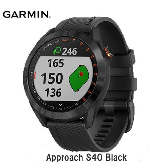 ガーミン アプローチ S40 Garmin Approach S40 010-02140-21 (黒)