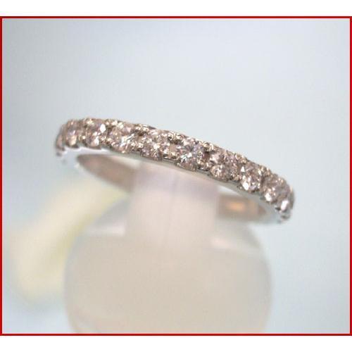日本製 (今ならポイント最大41倍)高級ダイヤモンド ラザールダイヤモンド フルエタニティー リング 1.00ct LD212PR10, 梅干専門店古道の梅屋 73912658