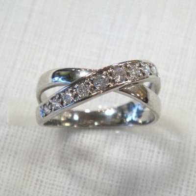 【特価】 指輪 永遠の感謝をプラチナに刻んで Thanks Days Platinum リング [廉価版], MORE Goods Market a63974c7