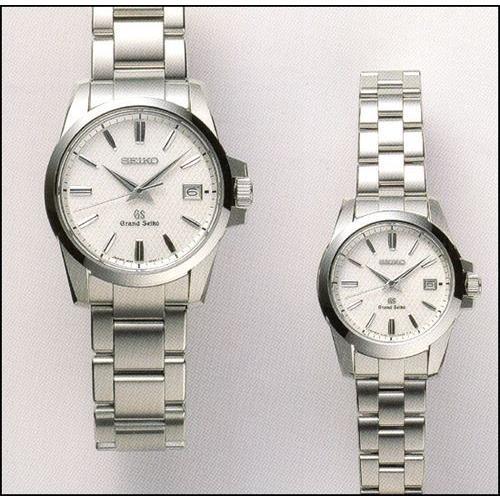 『5年保証』 セイコー 腕時計 GS グランドセイコー ペア・ウオッチ SBGX053-STGF053, ATELIER PLATON プラトン fea00946