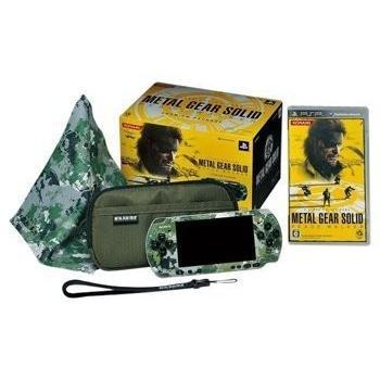 PSP「プレイステーション・ポータブル」 メタルギア ソリッド ピースウォーカー プレミアムパッケージ