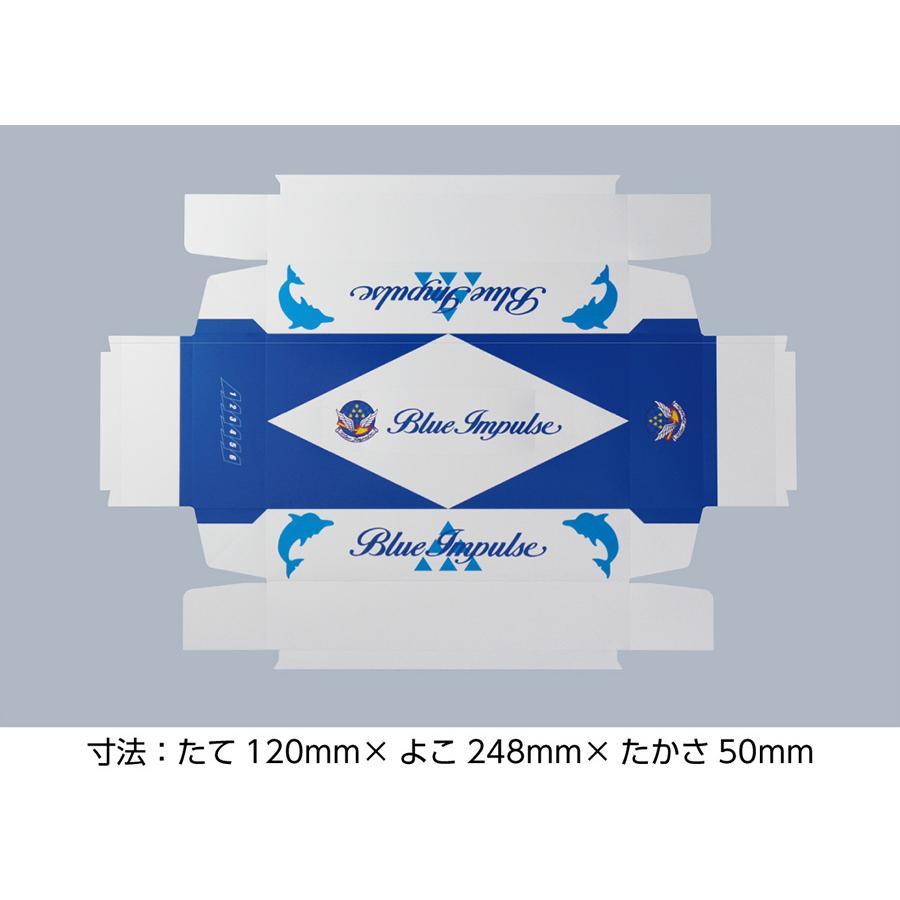 ブルーインパルス ティッシュボックスカバー yottekero 06