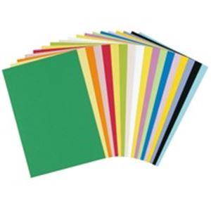 (業務用200セット) 大王製紙 再生色画用紙/工作用紙 〔八つ切り 10枚〕 こいきみどり