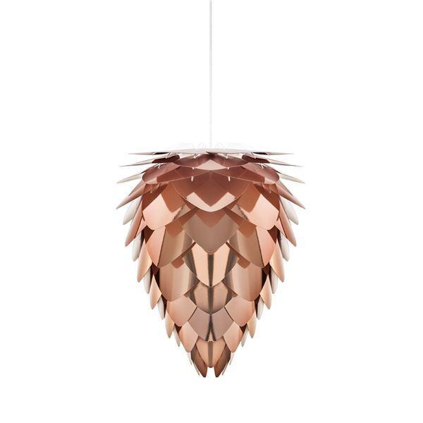 ペンダントライト/照明器具 〔シェードのみ〕 北欧 ELUX(エルックス) VITA VITA Conia mini copper 〔電球別売〕〔代引不可〕