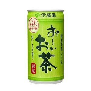〔ケース販売〕伊藤園 おーいお茶 缶190g×90本セット まとめ買い