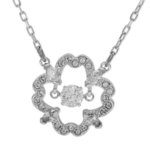 【オープニングセール】 Swarovski(スワロフスキー) 5392759 ネックレス, 花とインテリア雑貨 Fleur Bazar 9d646583