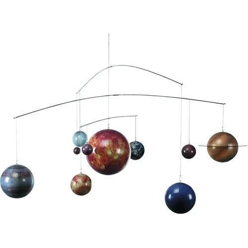 太陽系惑星グローバル・モビール GL061 Authentic Models 宇宙 you-new 02