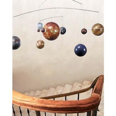 太陽系惑星グローバル・モビール GL061 Authentic Models 宇宙 you-new 05