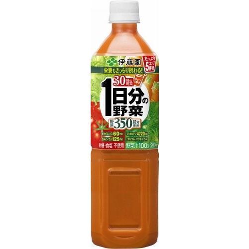 野菜ジュース 伊藤園 1日分の野菜900g×12本 一日分の野菜|youbetsuen-y