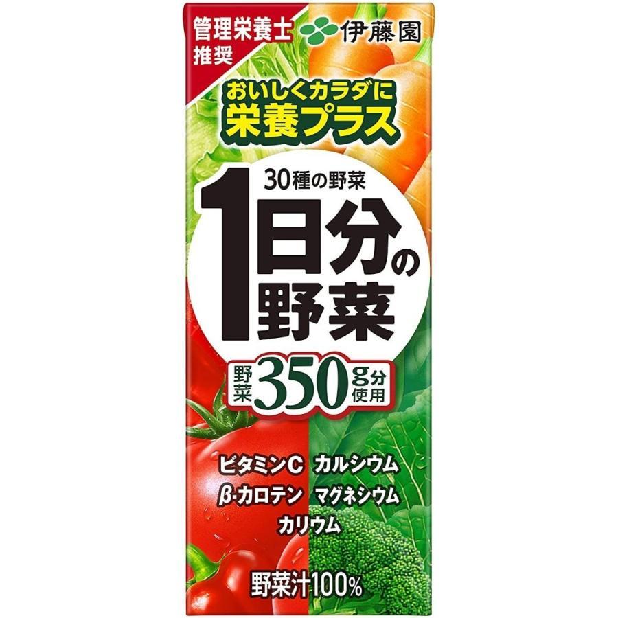 野菜ジュース 伊藤園 よりどり 選べる 2ケース 200ml×48本 紙パック|youbetsuen-y|02