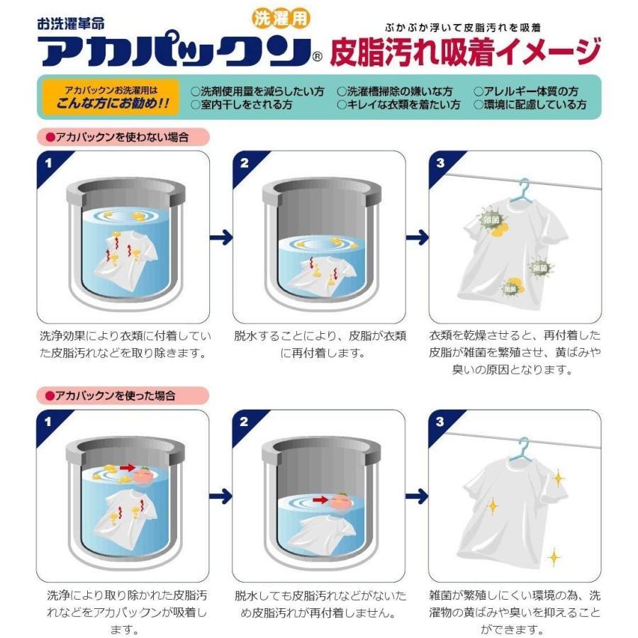 アカパックン 2種類より選べる 風呂用 or 洗濯用 恵川商事 人気 バケット youbetsuen-y 06