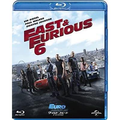 BD/ジャスティン・リン/ワイルド・スピード EURO MISSION [Blu-ray] youing-azekari