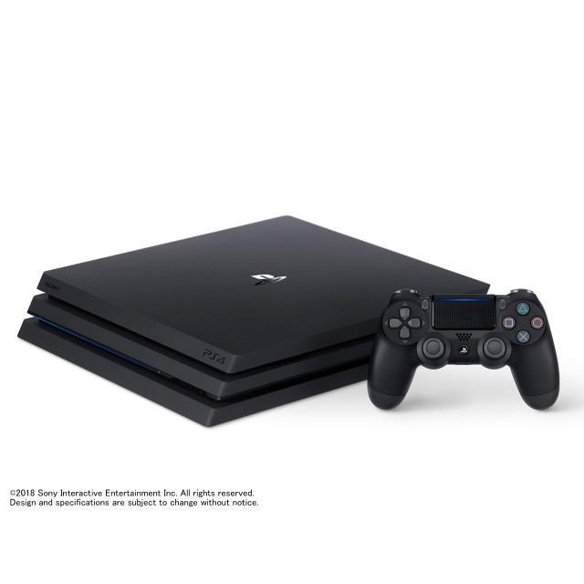 SONY ゲーム機 プレイステーション4 Pro CUH-7200CB01 [2TB]