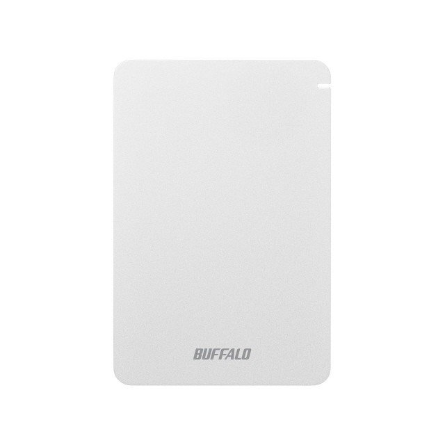 バッファロー 外付け ハードディスク おもいでばこ安心バックアップキット PD-BK1TB2 [ホワイト]|youplan