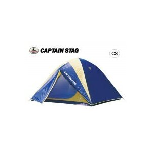 CAPTAIN STAG レニアス ドームテント(5〜6人用)(キャリーバッグ付) M-3106