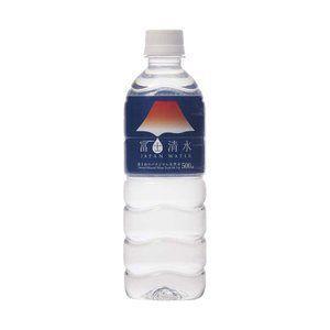 富士清水 JAPANWATER 500mL×24本×2ケースセット 天然水 バナジウム天然水 ミツウロコビバレッジ yourheimat 02