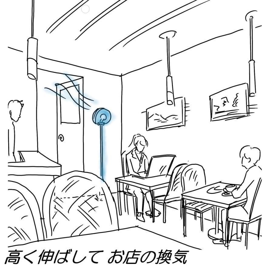MOMAX 扇風機 サーキュレーター タワーファン DCモーター 静音 リビング / 軽量 ポータブル 充電  省エネ / ヘルスケア / IF9|yourmiraimall|16