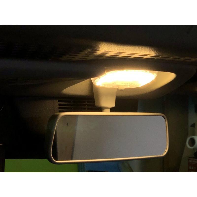 【実は一番お勧め!電球色】LED ルームランプ フロントマップランプ用 ジムニー JB23 (H17/6-) yourparts 04