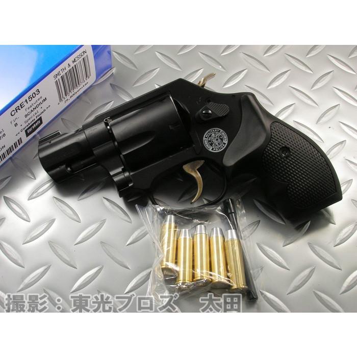 送料無料 タナカワークス タナカ モデルガン 発火 S&W M&P360 .357マグナム 1-7/8インチ セラコートフィニッシュ