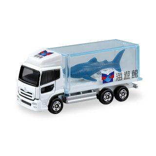 トミカ No.69 水族館トラック 保障 サメ おもちゃ 保障 ミニカー