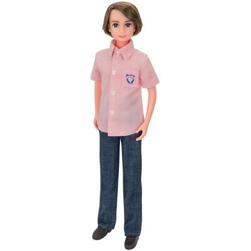リカちゃん LD-20 やさしいパパ 定番 リカちゃん人形 本体 今季も再入荷 2015年発売版りかちゃん