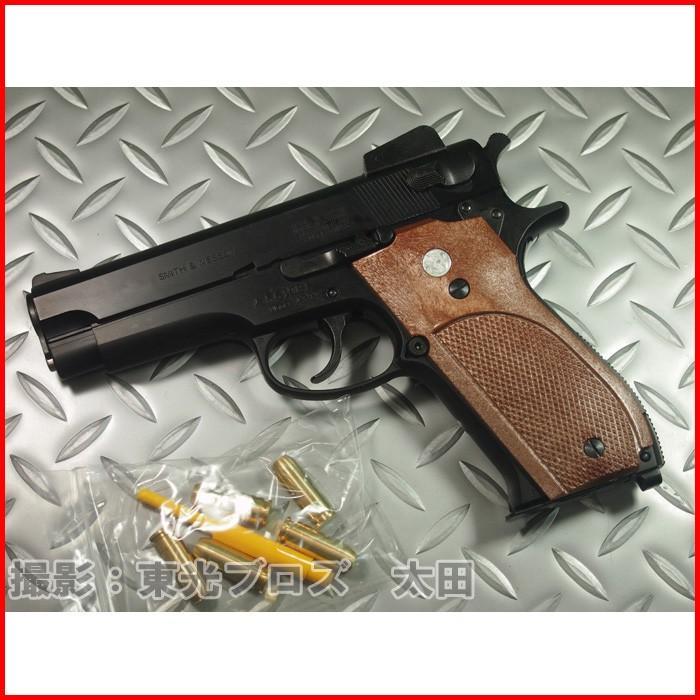 マルシン工業 発火モデルガン S&W M439 PFCブローバック ABSブラストタイプ 4920136010505