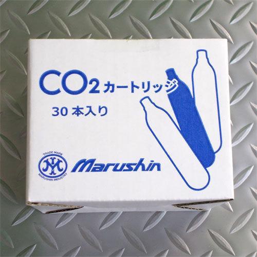 送料無料 マルシン工業 CDX CO2カートリッジ 大決算セール CO2ガスガン用 数量限定アウトレット最安価格 二酸化炭素高圧ガス 4920136200647 30本入りセット
