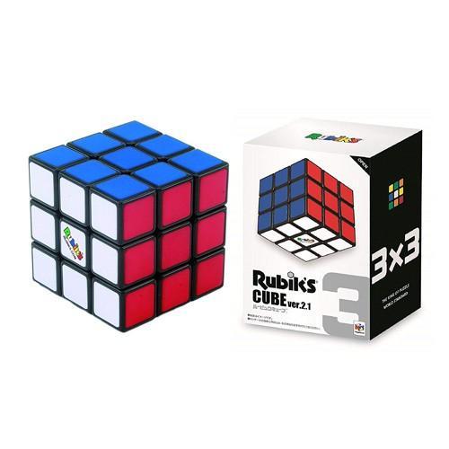 ルービックキューブ 3×3 手数料無料 Ver.2.1 4975430512521 評判