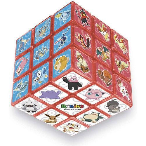 送料無料 ポケットモンスター ルービックキューブ 4975430515751 日本メーカー新品 超激得SALE