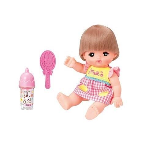 即納最大半額 メルちゃん お人形セット メイルオーダー お世話セット おせわ だいすきメルちゃん 服 人形