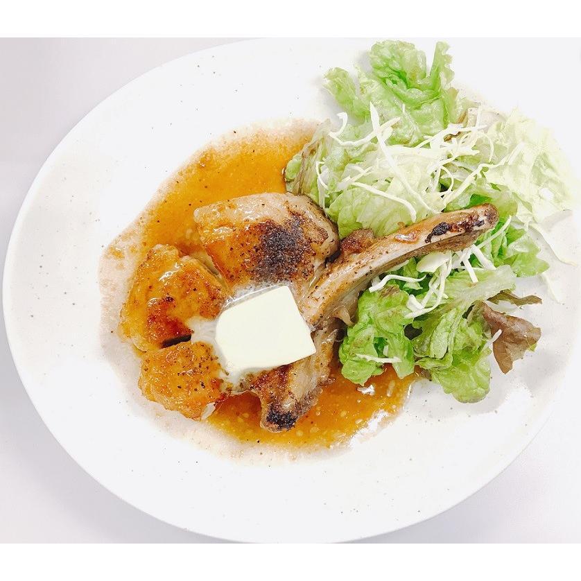 イベリコ豚=【骨付き豚ロース】=約180g/ソテー/グリル/炭焼き|yoyogifoodmart|02