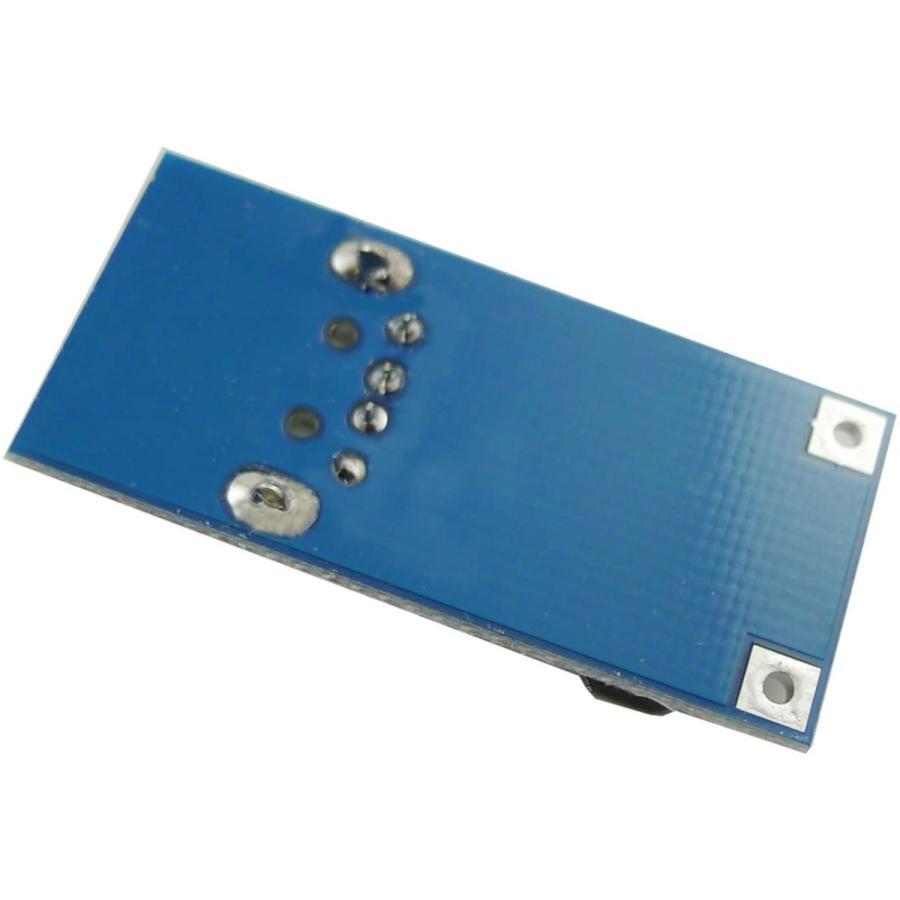 KKHMF 5 個 DC-DC USB 0.9V-5V に 5V 電圧変換ステップアップブースターモジュール yoyogiha 02
